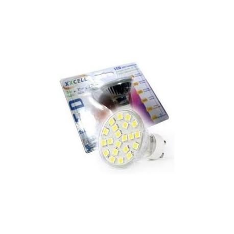 Lot 5 ampoules GU10 3W