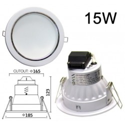 Spot LED encastrable 15W Samsung