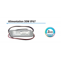ALIMENTATION 30W IP 67