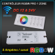 KIT CTRL RGBW PRO 5A 1 ZONE 868MHZ