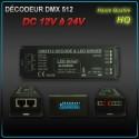 DECODEUR DMX - 3 canaux
