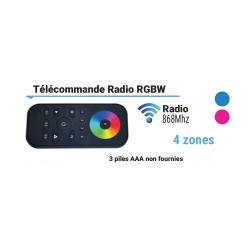 Télécommande Radio RGBW