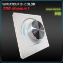 Télécommande murale variateur Bi-Color Radio