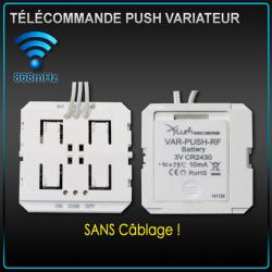 Télécommande push variateur Radio