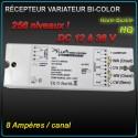 Récepteur variateur Bi-Color Radio