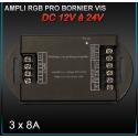 AMPLI RGB pro 3 x 8A