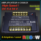 AMPLI RGBW pro 4 x 8A