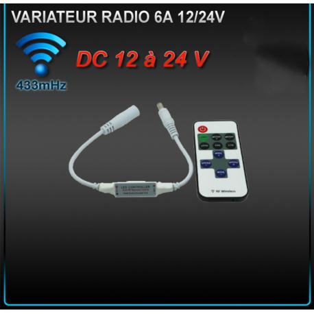 Télécommande Mono-Color Radio 1 Zone