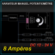 Variateur Manuel 8A