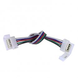 Prolongateur à connectique rapide pour bande RGB