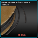 Gaine thermo rétractable
