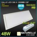 DALLE LED 48W 300x1200