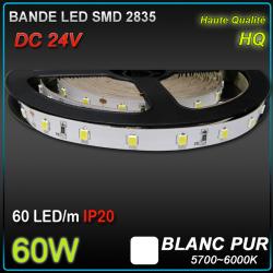 BANDE LED SMD 2835 60W