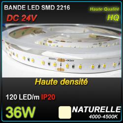 BANDE SMD2216 HAUTE DENSITE 36W