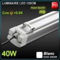 linéaire 40W LED IP65 230V