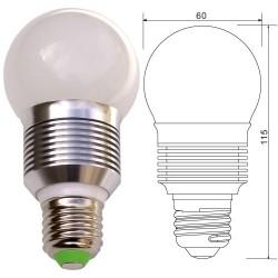 Ampoule LED E27 6W EDISON