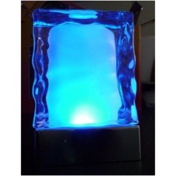 Centre de table LED Spa