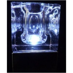 Centre de table LED Cristal