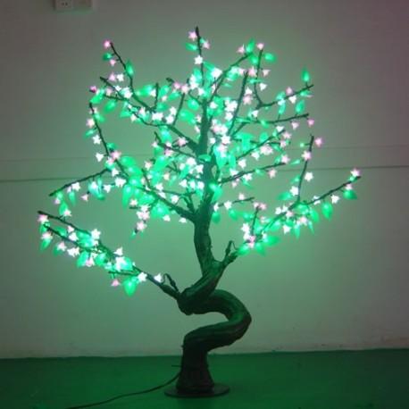 Bonsai lumineux à LED