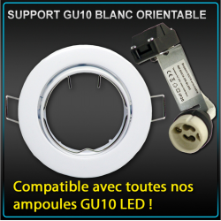 SUPPORT SPOT GU10