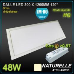 DALLE LED 40W 300x1200