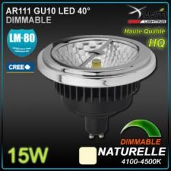 AR111 GU10 15X LED COB CREE