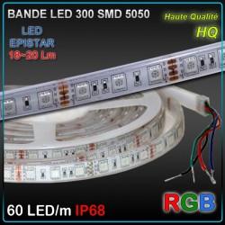 BANDE RGB IP68 72W